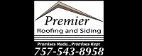 Website for Premier Roofing & Siding Contractors, Inc.