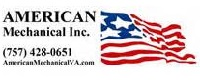 Website for American Mechanical, Inc.