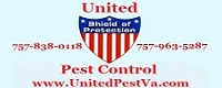Website for United Pest Control Co., Inc.