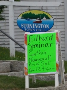 Teilhard Seminar in Maine