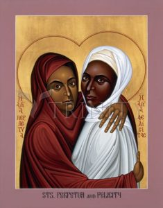 Sts Perpetua and Felicity