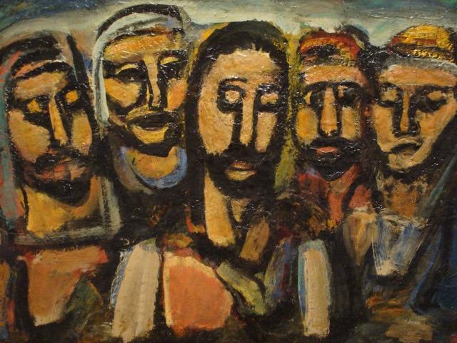 Christ w/ Apostles