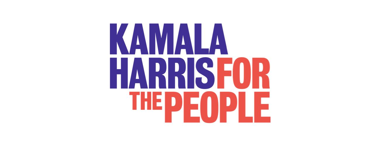 Kamala Harris logo