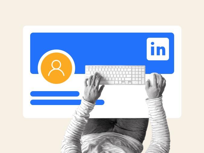 LinkedIn illustration