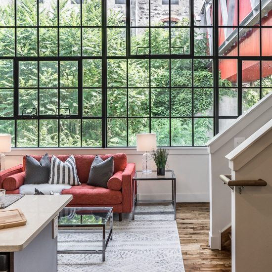 Renovating the online home of an adaptive reuse real-estate developer.