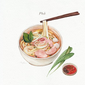 Pho: The Next Mainstream Dish?