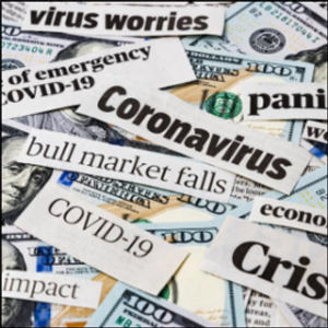 Coronavirus & Updates on unemployment and the Heroes Act