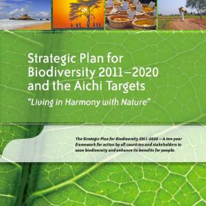 Unfulfilled Aichi Biodiversity Targets Set to Expire