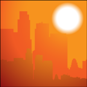 Summers in the City: The Urban Heat Island