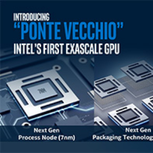 Intel Unveils New GPU  with High-Performance Computing, AI Acceleration