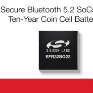 New Silicon Labs Secure Bluetooth SoC Supports Low Energy, Mesh Networking