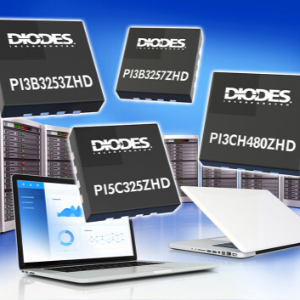 Diodes Incorporated Announces Availability of Smallest Ultra-Thin Bus Switches