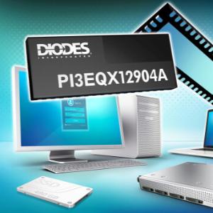 Diodes Inc  Announces Low Power 3.0/SATA3 Combo ReDriver