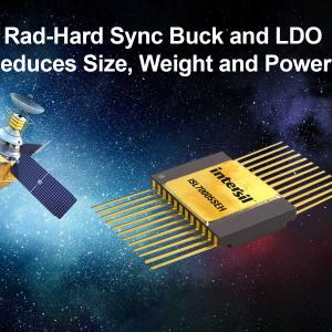 Renesas  Introduces Rad-Hardened 1-Chip Sync Buck LDO Regulator for Satellite