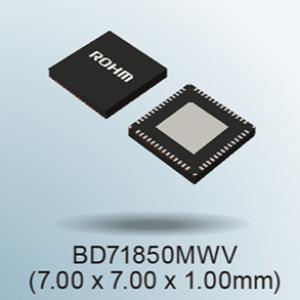 ROHM's New Efficient Power Management IC Optimized for NXP i.MX 8M