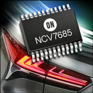 ON Semiconductor Launches Automotive LED Drivers and Controllers