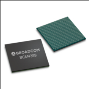 Broadcom Announces World's First Wi-Fi 6E Chip for Mobile Devices