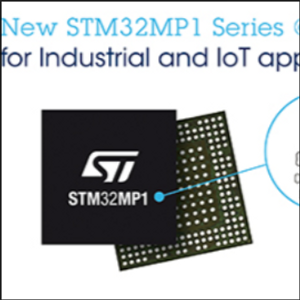 STMicroelectronics Boosts Performance, Enhances STM32 Ecosystem