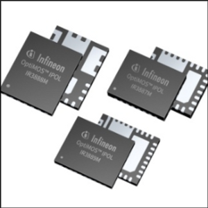 Infineon Introduces New Line of Point-of-Load Regulators