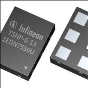 Infineon Announces Ultrasmall gate-driver IC with Truly Differential Inputs