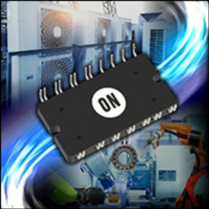 ON Semi Announces % New Chips for Industrial Motor Drive Application