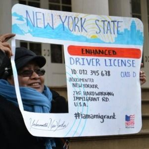 NY becomes 13th state to allow undocumented immigrants to get drivers licenses