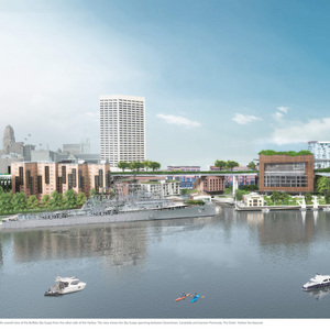 State reviewing 16 innovative plans to transform Buffalo waterfront