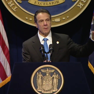 "Cuomo gives State of the State 2020: ""Making Progress Happen"""