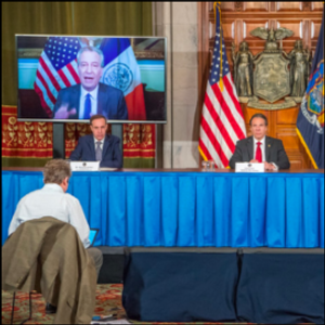MTA to disinfect New York City transit system daily to protect essential workers