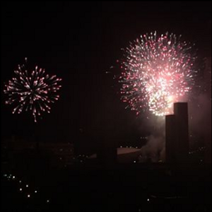 Fireworks cancelled, landmarks lit for July 4 as virus continues to spread in NY