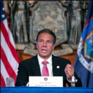 Gov outlines plan to reduce wait for COVID-19 test results in NY Times op-ed