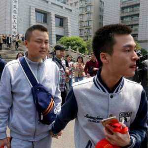 LGBT activists in China seek to change marriage civil code