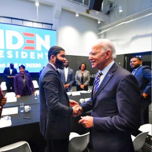 'I know Joe's heart': Why black voters are backing Joe Biden