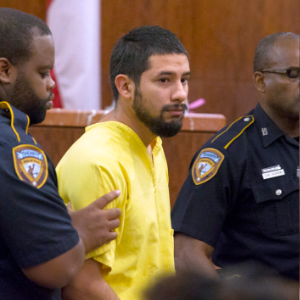 No bond for suspect in officer's death; mental illness cited