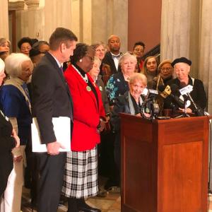 GOP, Democrats push 1970's Equal Rights Amendment in SC