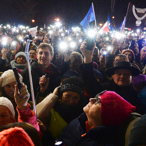Polish gov't defends law to 'discipline' judges, amid outcry