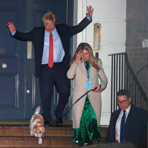 Johnson victory means Brexit is coming, tough talks loom
