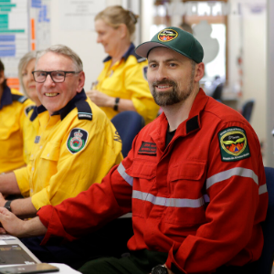 North Americans adjust to Aussie lingo as they fight fires