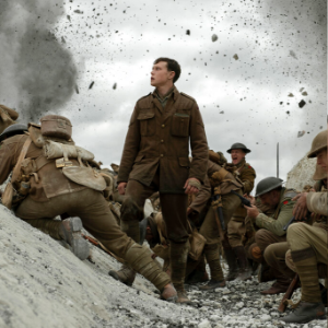 Riding Globes, '1917' ends 'Star Wars' box-office reign