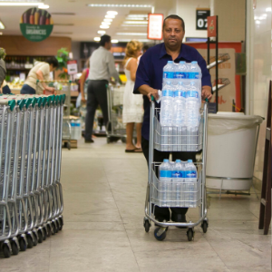 Smelly Rio de Janeiro water supply has residents on edge