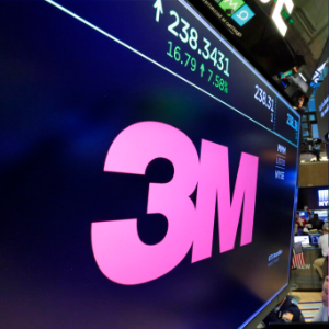 In grinding manufacturing slump, 3M cuts another 1,500 jobs