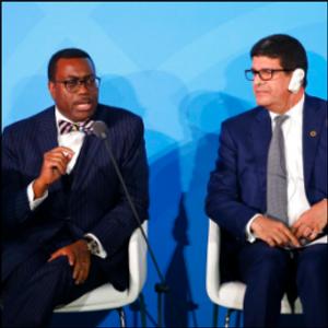 Africa shouldn't need to beg for climate aid: Bank president