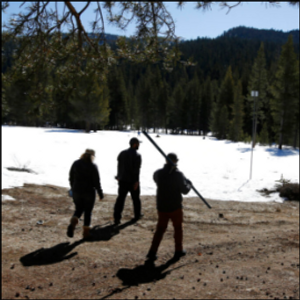 California is abnormally dry after low-precipitation winter