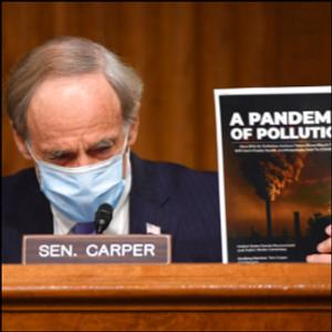 Democrats decry 'pandemic of pollution' under Trump's EPA