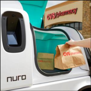 CVS Health tests self-driving vehicle prescription delivery