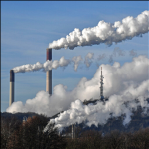 Heat-trapping carbon dioxide in air hits new record high