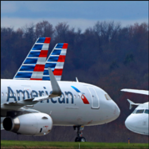 American Airlines will book flights to full capacity