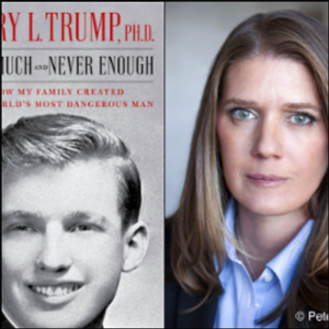 Mary Trump's book offers scathing portrayal of president