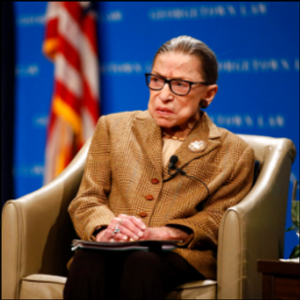 Ginsburg waited 4 months to say her cancer had returned