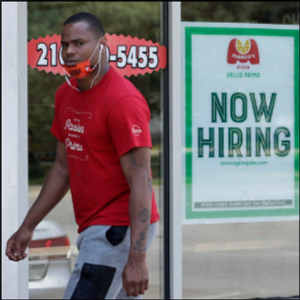 About 840,000 U.S. workers file new claims for unemployment benefits